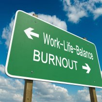 Burnout oder Work Life Balance